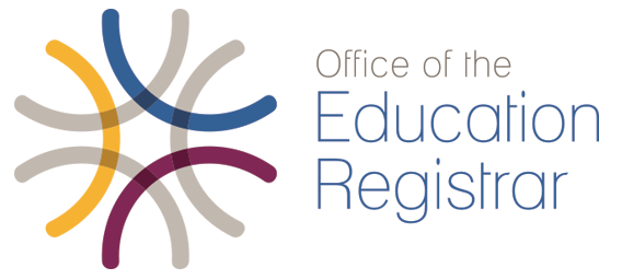 Office of the Education Registrar